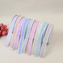 New Hot Sale Ribbon Fashion Candy Embossed Art Exquisite Gift Bag Accessories DIY Crafts Edging Material Width 2cm Fabric