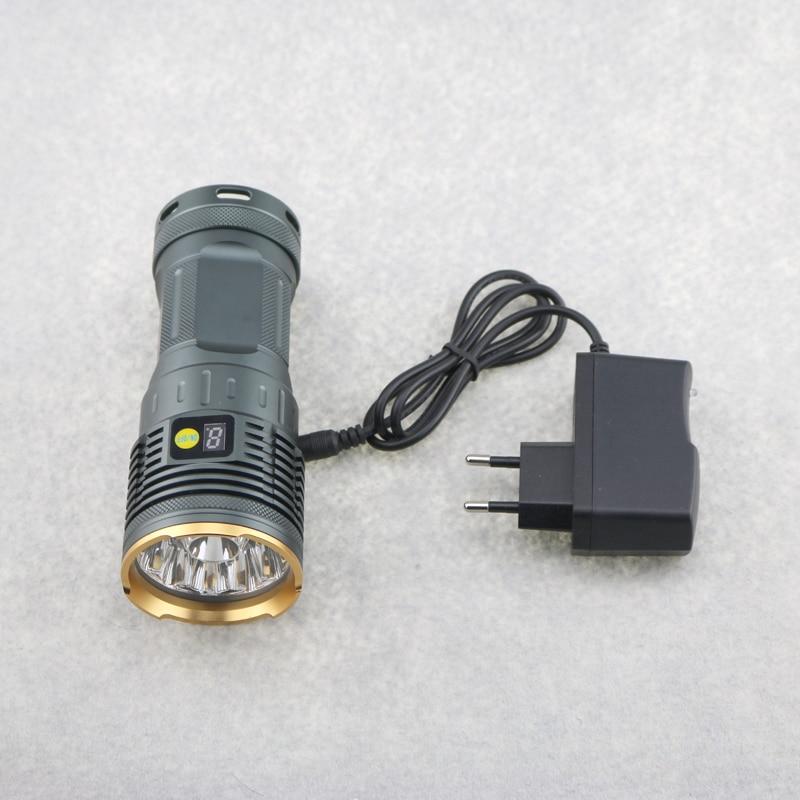 120W Waterproof 24000 Lumens 12T6 Led Hunting Flashlight 12x Cree XML T6 Outdoor Lanterna Torch Light Lamp With 18650 Battery sitemap 37 xml