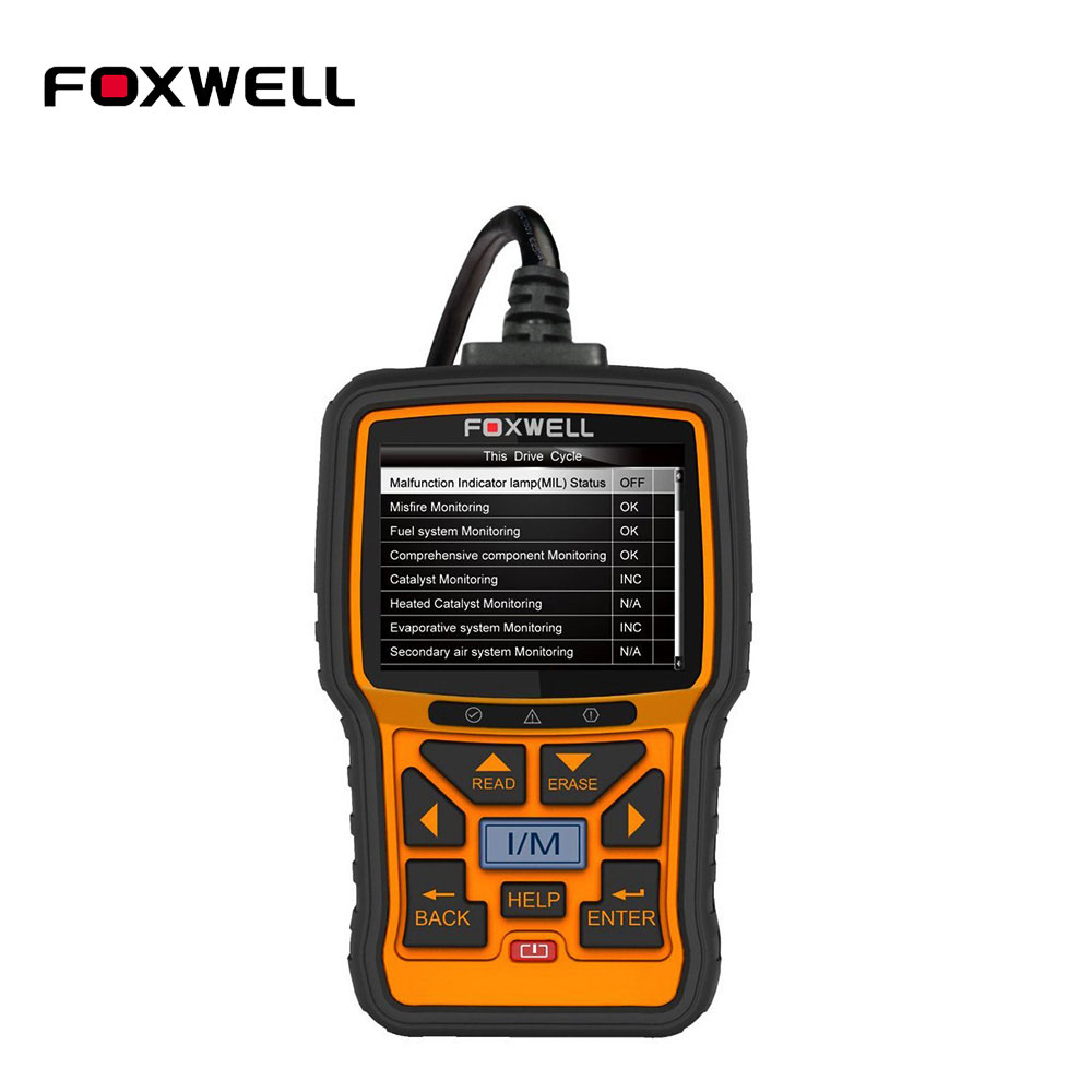 Foxwell NT301 CAN OBD2 EOBD Car Fault Code Reader Cars Diagnostic Scanners Automotive Tool OBD 2 Scanner Automotivo Universal hitag2 transponders programmer hot sale diagnostic tool auto code reader fault reader car accessories free shipping