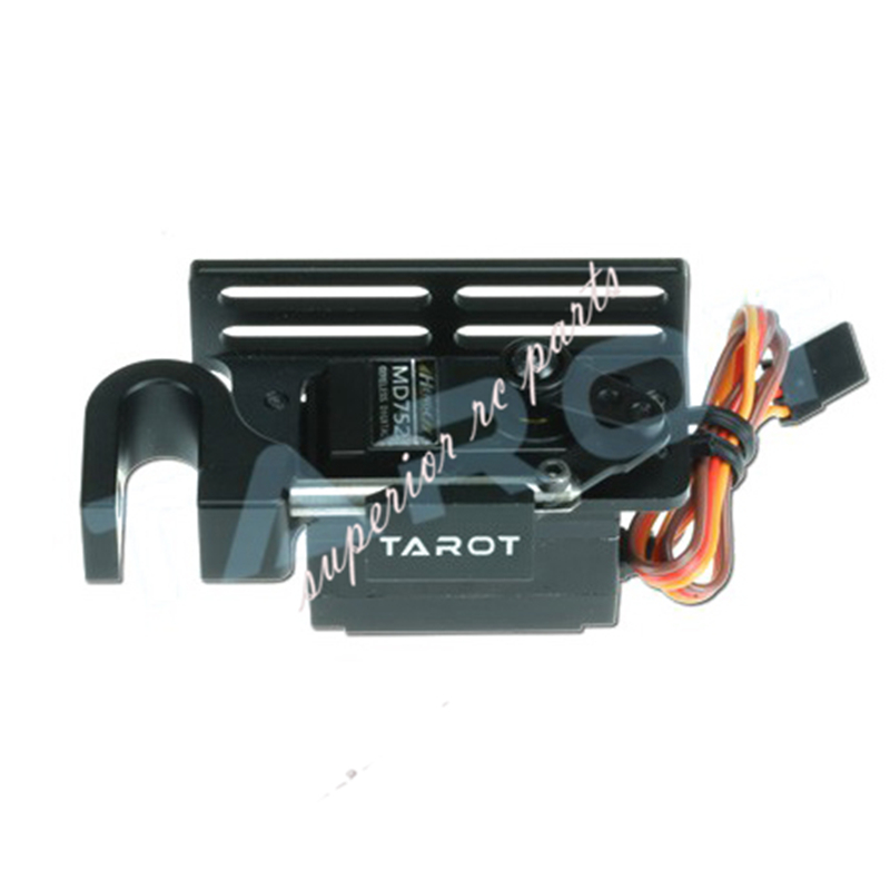 Tarot Dispensadores Parabólica Actuador Servo High Torque Metal Dispositivo Encadenar Parabólico con Servo TL2961-01/TL2961-02 GSX