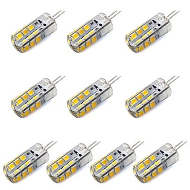 G4 LED Corn Lights T 24 SMD 2835 260 lm LED Corn Lights Warm White / Cool White Spotligh ...