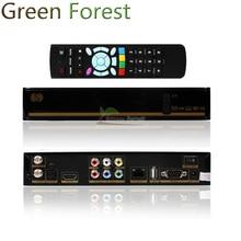 Nuevo S V7 V7 S-V7 Receptor Digital de Satélite S de Salida AV VFD Soporte 2 * USB INTERNET TV USB WIFI 3G Llave Biss Youporn CCCAMD