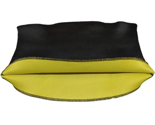 KLV Unisex Health Neoprene Slimming Body Yoga Sweat Shaper Wrap Sauna Waist Slimmer Controlling Weight Scoliosis Correction Belt 3