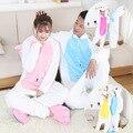 free pp shipping Adult Unicorn Pajamas Pajama Cosplay Unicorn Onesie Unicorn Costume Animal Pyjamas Unicorn Onesie Sleepsuit 2XL