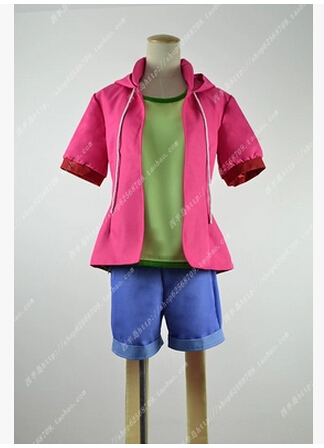 Anime No Game No Life cosplay costume hero version TETO God costume customized set