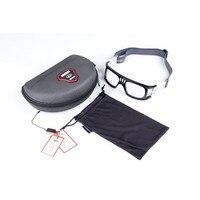 Basketball Fußball Fußball Sport Schutz Elastische Brille Auge Schutzbrille Rugby Sport Brille Brillen Schutzbrillen