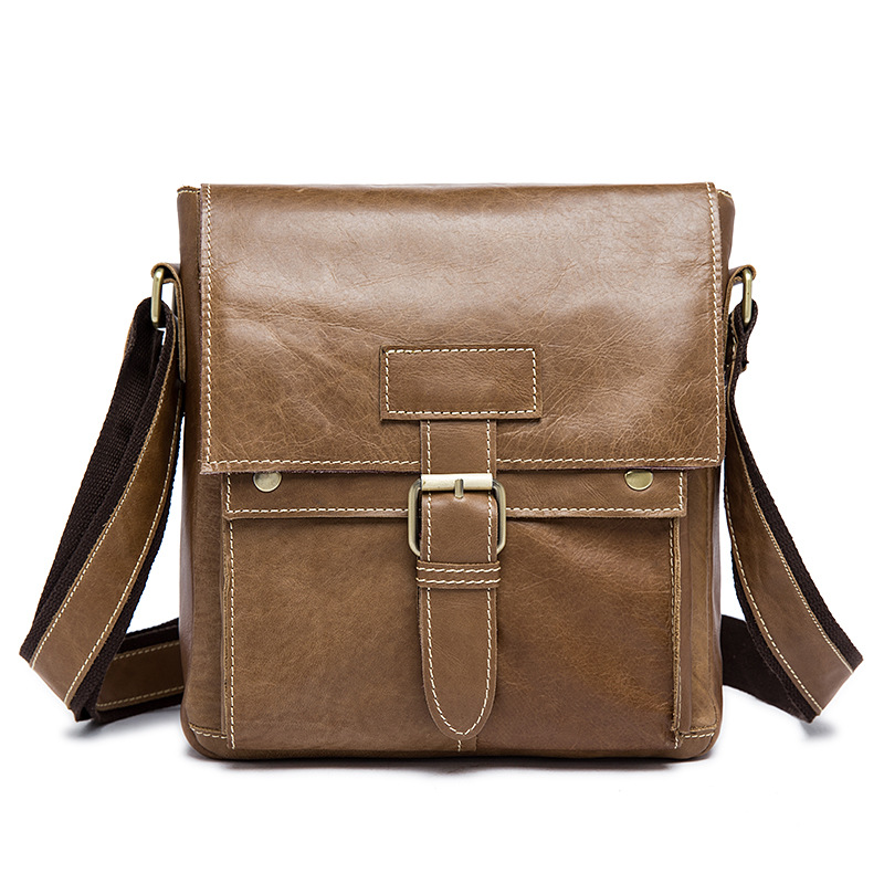 High Quality Genuine Leather Men Bags Male Small Messenger Bag Man Crossbody Shoulder Bag Men's Travel Bags 9040# camera video bag digital dslr slr bag men messenger bags small travel crossbody shoulder bag for man