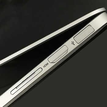 BaseQi Stealth tapones de polvo de aluminio enchufes a prueba de polvo para MacBook Pro Retina 13/15
