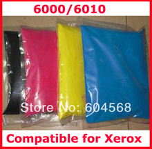 High quality color toner powder compatible for Xerox 6000/6010/c6000/c6010  Free Shipping