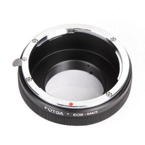Image 2 - FOTGA anillo adaptador de lente para cámaras Canon EF/lentes de EFs a Olympus Panasonic Micro 4/3 m4/3 E P1 G1 GF1 GH5 GH4 GH3 GF6