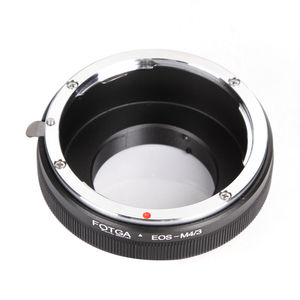 Image 2 - FOTGA canon için Lens adaptör halkası EF/EFs Lens Olympus Panasonic Mikro 4/3 m4/3 E P1 G1 GF1 GH5 GH4 GH3 GF6 Kameralar
