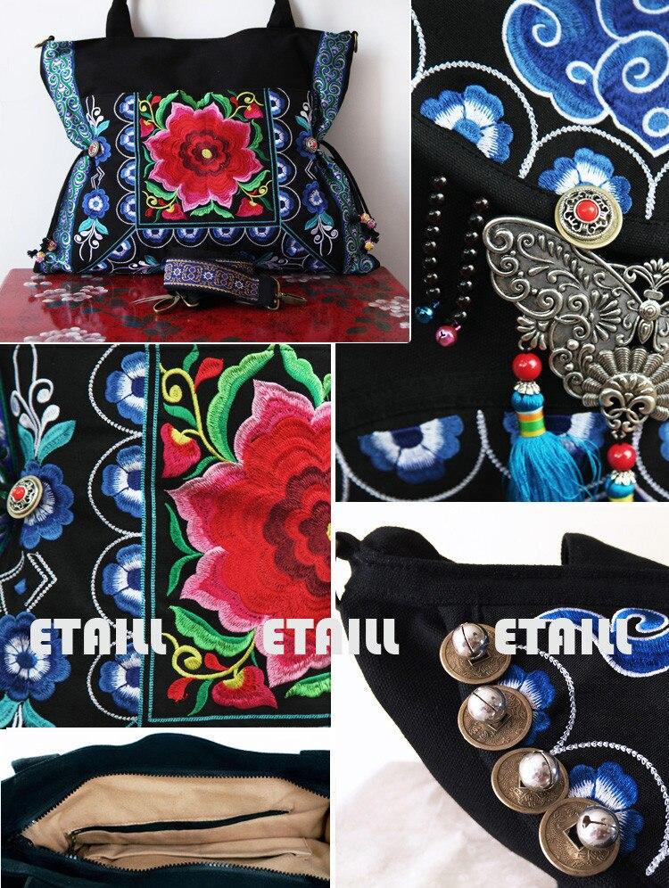 embroidery bag hmong