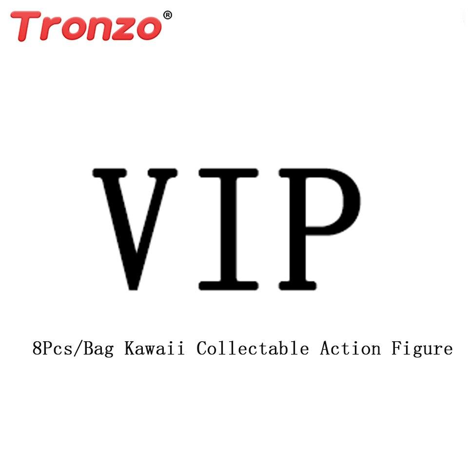 Tronzo 8 teile/beutel Kawaii Spielzeug Für Baby Mädchen Weihnachten Geschenk Dropshipping