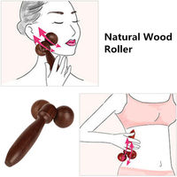 Face Roller Massager Slimming Facial Massage Wheels Lift Lifting Up For Foot Body Anti Wrinkle Cellulite