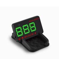 GEYIREN A5 GPS HUD 3.5 inch Car Head Up Display Windshield Projector Overspeed digital speedometer gps 2 Displays Mode hud 2018