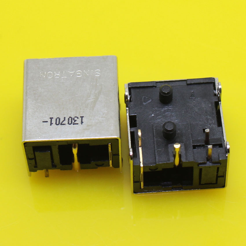 cltgxdd DC-102 NEW DC Power Jack Connector for HP TX1000 TX1100 TX1200 TX1300 TX1400 TX2-1000 TX2-2000 <font><b>TX2500</b></font> TX2600 DC Jack image