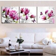 3 pcs/set,Orchids Decoration art diamond painting,Cross Stitch,Diamond Embroidery Flower,Full square Mosaic Picture Z974