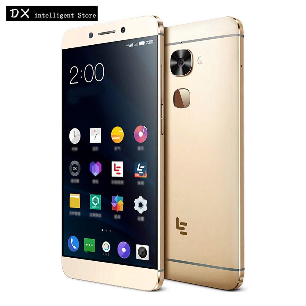 "bilder für Letv Le S3 4G Handy LeEco S3 X622 MTK6797 Deca Core 3 GB + 32 GB Handy 5,5 ""FHD Android 6.0 16MP Fingerabdruck SmartPhone"