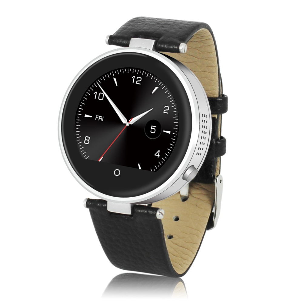 ФОТО 2017 New arrivel ZGPAX S365 Bluetooth 4.0 Smart Watch WristWatch Round For iPhone Samsung Wearable Free shipping