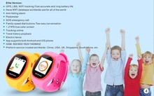 Smart Watch S866 With SOS GPS LBS track online