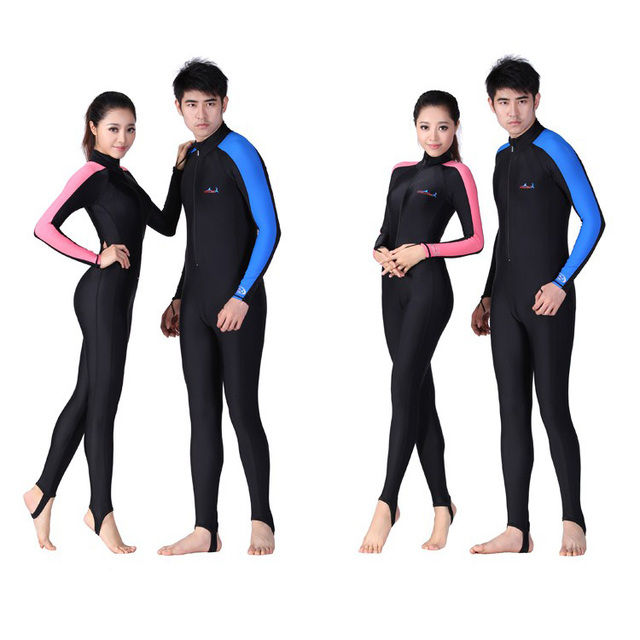 Sports Sun Protective Unisex Wetsuits