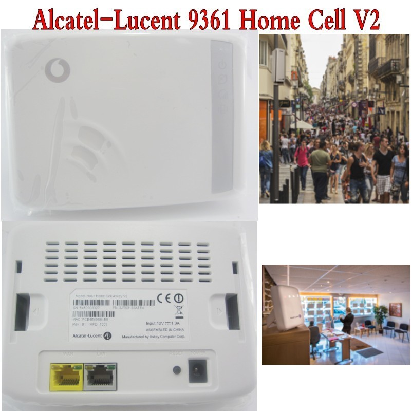 Vodafone Sure Signal V3 Alcatel-Lucent 9361 Home Cell Home Signal Booster цены
