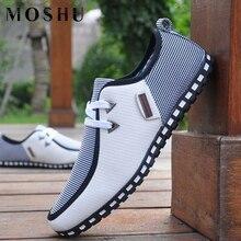 אופנה קיץ סניקרס עור נעלי גברים לופרס להחליק על נעליים יומיומיות זכר דירות נהיגה נעלי גודל 47 מאמני Zapatos Hombre