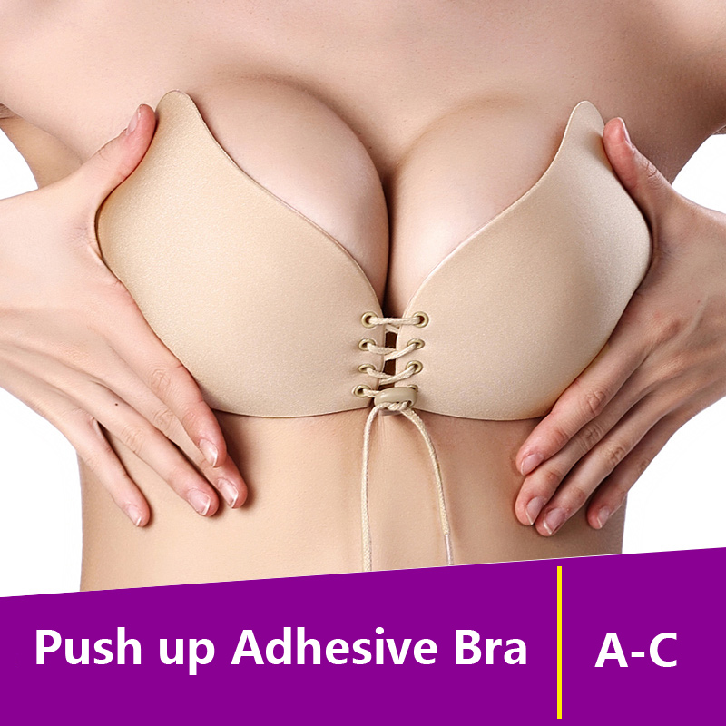 Push up brush for small breasts