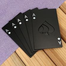5PCS Groomsmen gift poker card bottle opener present for best man