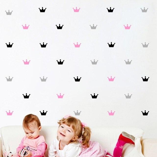 Hot Children Bedroom Decor Wall Mural Princess Baby