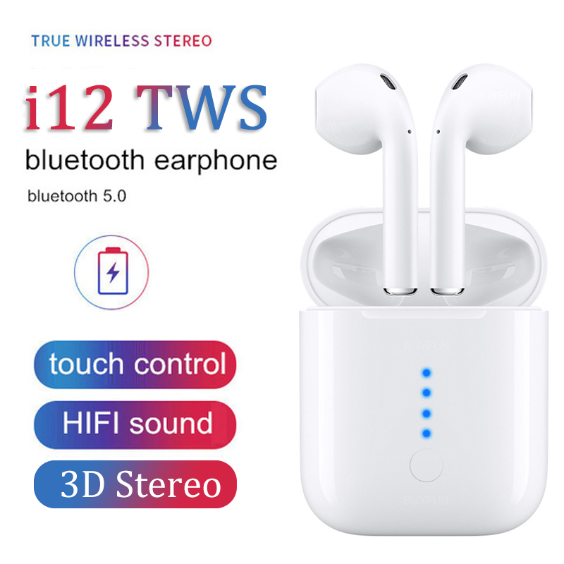 Bulk earbuds in case - iphone bluetooth earbuds charging case