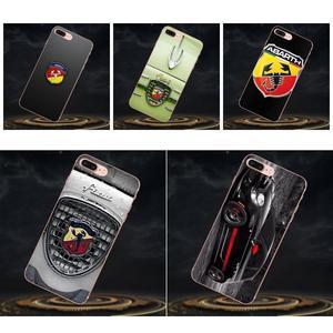 Мягкий мобильный телефон, чехлы, 2019 Автомобильный логотип Abarth для Huawei Mate 7 8 9 10 P7 P8 P9 P10 P20 Lite Plus Pro GR5 P Smart 2017