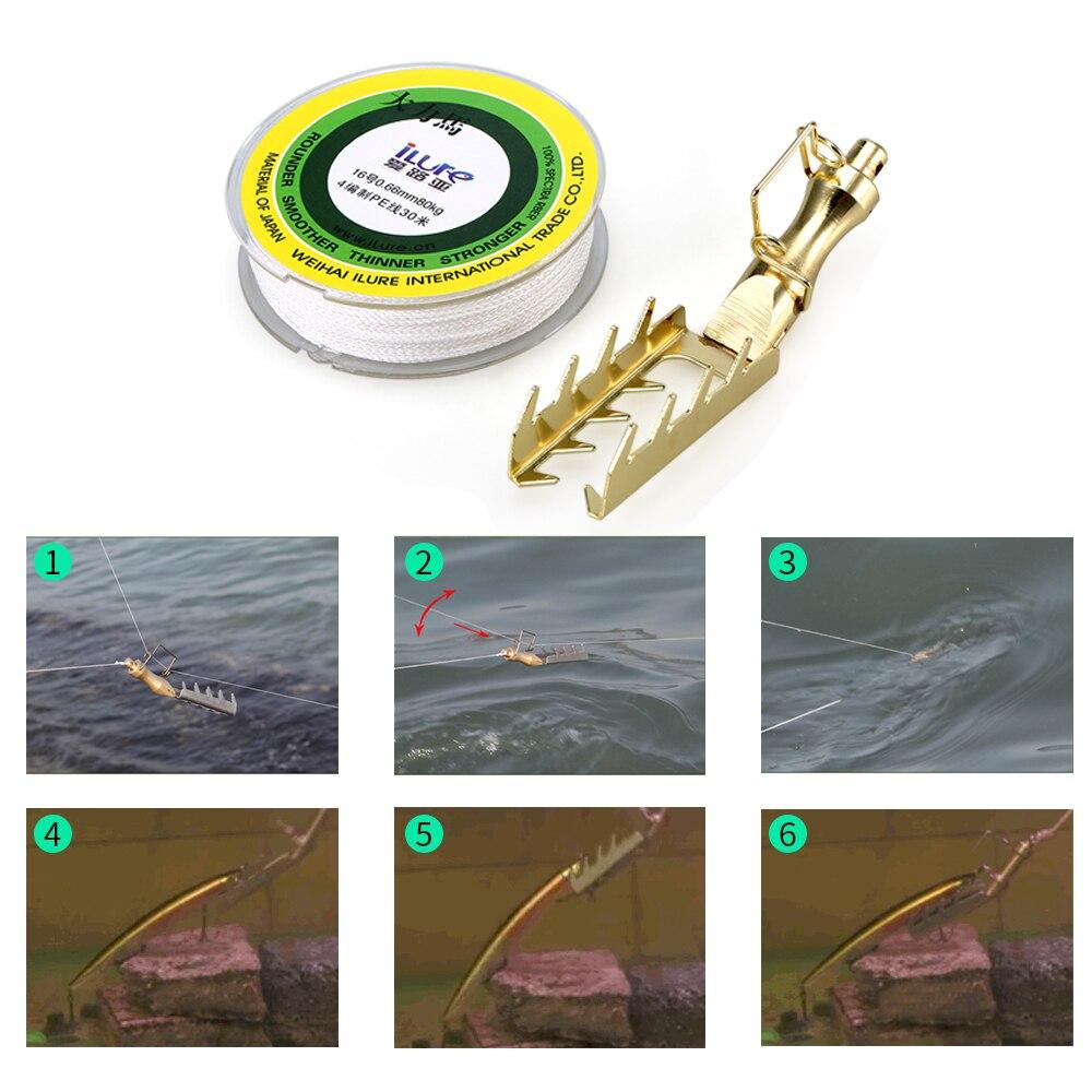 ESP Metal Bait Screws For Fishing Pack Of 10