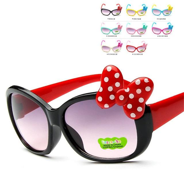 9f032512e 2019 new children's beautiful goggles girls Brand Original Designer  sunglasses fashion boy girl children classic retro
