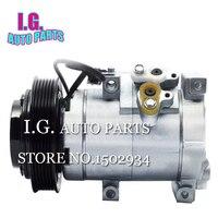NEW 10S17C 10S20C A C Compressor For Car Honda Accord V6 3 0L Ridgeline 3 5L