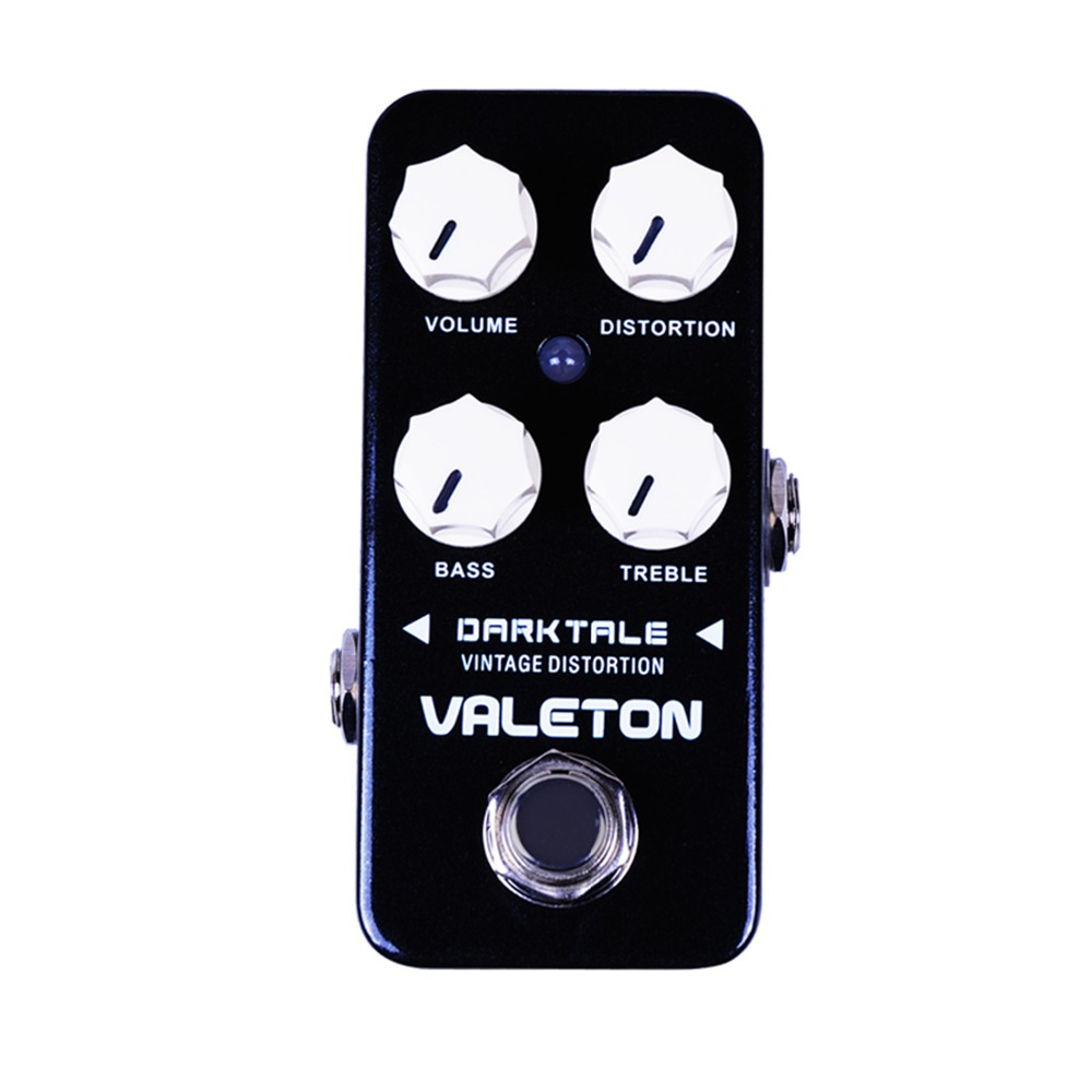 valeton darktale vintage distortion guitar effect electric bass guitar pedal in guitar parts. Black Bedroom Furniture Sets. Home Design Ideas