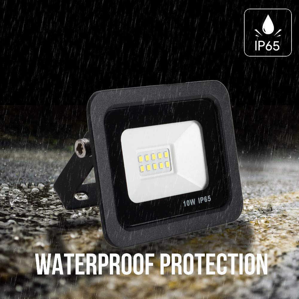 10 Вт 30 Вт 50 Вт прожекторы Светодиодный прожектор наружный фонарь для поисков IP65 отражатель foco светодиодный наружный точечный фонарь для гаража двора парковки