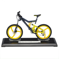 1:10 Metal Bicycle Model Toys Classic Cycling Road Bike Diecast Toy Road/Mountain Bike Alloy Bicycle Gifts Collection