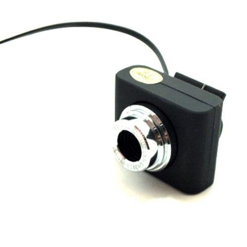 USB 2.0 50.0 М Мини Камера ПК HD Веб-Камера Камера Веб-Камера для Ноутбука Черный