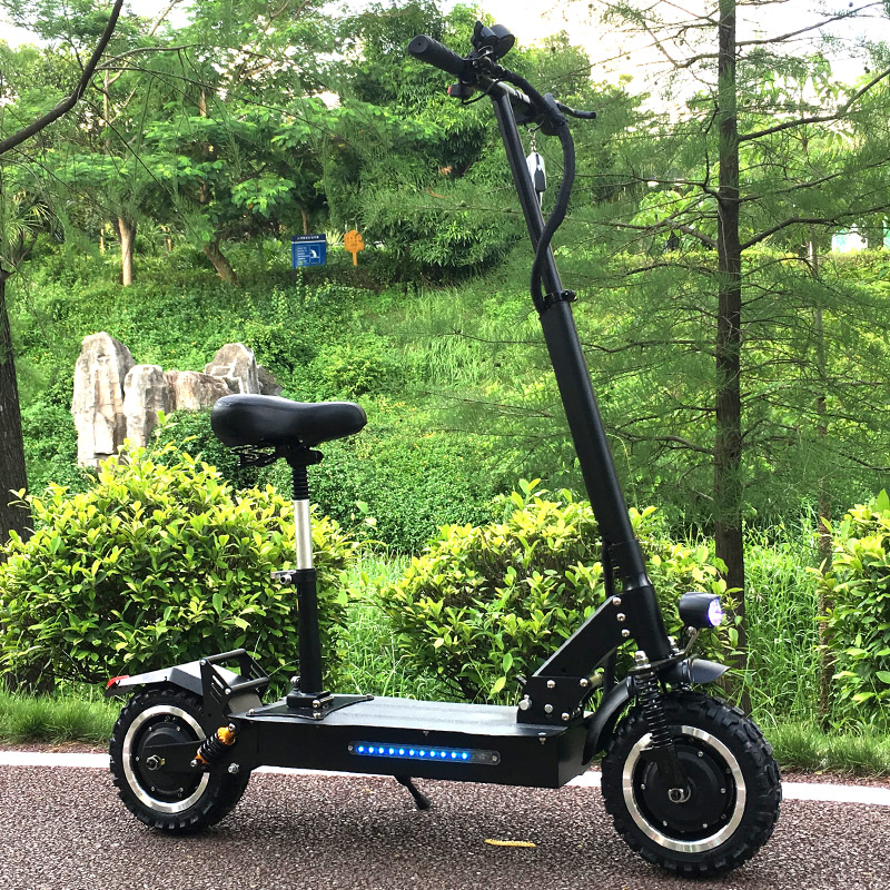 Hulajnoga FLJ Adult Electric Scooter za $1279.36 / ~4908zł