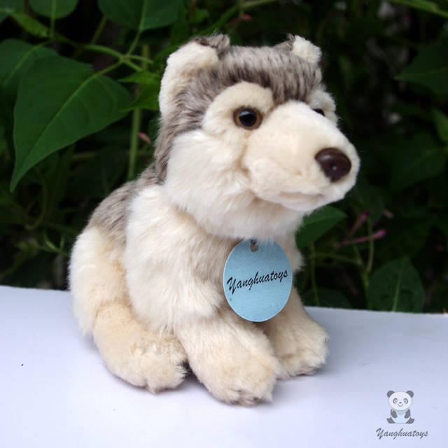 Online Shop Kawaii Stuffed Animal Toy Cute Husky Doll Plush Toys