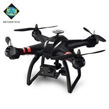 Оригинальный bayangtoys X21 бесщеточный RC Quadcopter RTF Wi-Fi FPV-системы 8MP Камера 1080 P FULL HD/Follow Me режим/ точки интереса