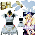 2016 Anime Full Fantasia Infantil Disfraces Fantasias Femininas Panty & Stocking Garterbelt Cosplay Costume Any Size