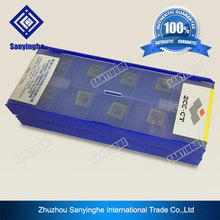 free shipping YBC252 CNMG120408-DR carbide cutting blade milling tool ZCC.CT brand (10pcs)
