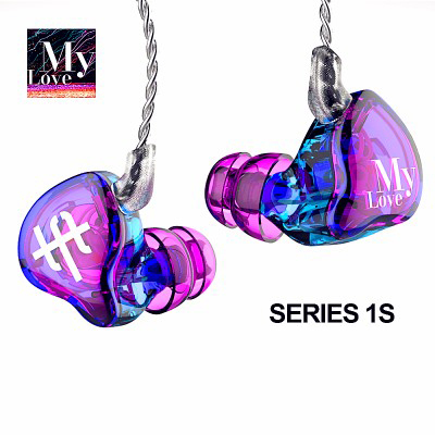 TFZ SERIES 1S Fireworks Live Version Special Custom Edition TFZ Earphone Free Shipping
