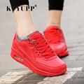Quente de pelúcia 90 Das Mulheres Sapatos Casuais Sapatos de Couro Moda Inverno Rendas Até Mulheres Sport Sapatos Superstars Sapatos Corredor Formadores Unissex YD11