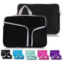 Eagwell Universal Laptop Sleeve Bag Neoprene Pouch Case For 11 13 15 La