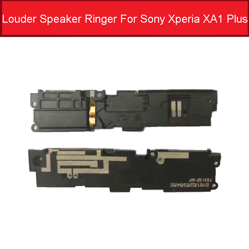 Loud Speaker Ringer Buzzer For Sony Xperia XA1 Plus G3412 G3416 G3426  Lound Sound Module Loudspeaker Buzzer Replacement Parts