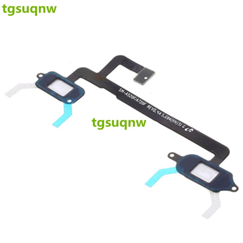 Home Button Touch Light Sensor Flex Cable Ribbon Replace Part For Samsung Galaxy A5 (2017) A520F A7 (2017) A720F