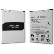 GTF Details about  NEW 3000mAh BL-51YF Battery for LG G4 H810 H811 LS991 VS986 US991 Stylo
